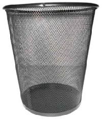 Stainless Steel Netted Dustbin