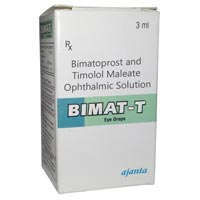 Bimat-T Eye Drops