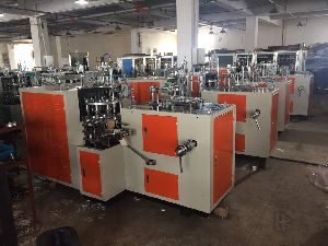 Low Speed Paper Cup Making Machine