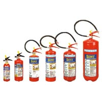Abc Stored Pressure Type Powder Fire Extinguishers