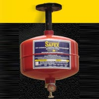 Safex Autosafe Automatic Fire Extinguisher
