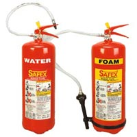 Water & Foam Store Pressure Type Fire Extinguisher