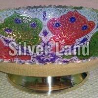 Brass Decorative Leaf Powder