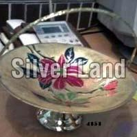 Brass Handle Fruit Baskets