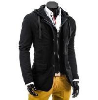 Men Hooded Jackets