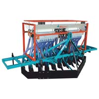 Automatic Seed Drill