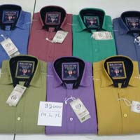 gents casual plain shirts