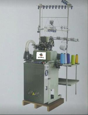Automatic Socks Making Machine