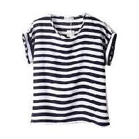 Ladies Striped T Shirts