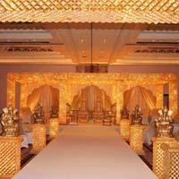 Maharaja crystal royal wedding Mandap