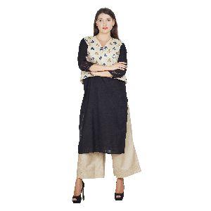 Sscj001-bc Ladies Khadi Jackets
