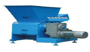 Plastic Shredding And Hydraulic Baling Machine
