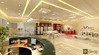 3d Commercila Interior Design Services
