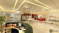 3d Commercila Interior Design Services
