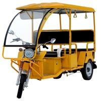 Tumtum Battery Rickshaw