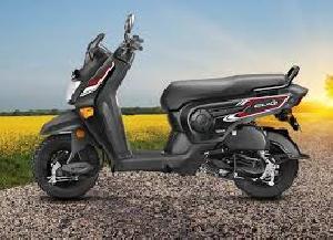 honda cliq scooter