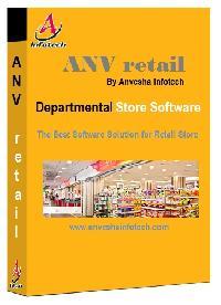 ANVretail Departmental Store Software