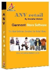 Anvretail Garment Store Software