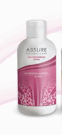 Assure Natural Care( Moisturizing Lotion)
