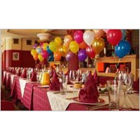 Indoor Birthday Party Catering Service