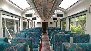 Railway Window Roller Blinds