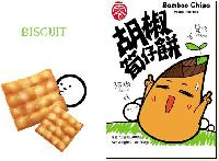 Biscuits - Bamboo Chips
