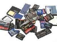 digital camera memory card
