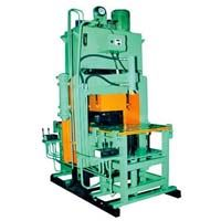 Hydraulically Paver Block Making Machine