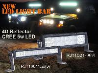 4d Reflector Cree 5w Led Light Bar
