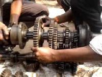 Tractor Gear Box Cover