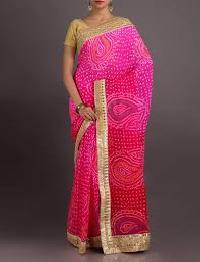 Bandhej Designer Sarees