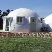 Prefabricated Dome House