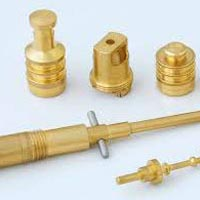 Brass Gas Cylinder Components