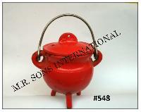 Cast Iron Miniature Pot