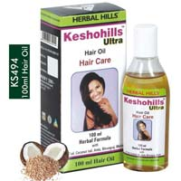 Keshohills Ultra Hair Oil