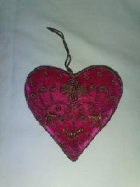 Heart Shaped Christmas Decoration