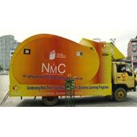Mobile Van Hoardings