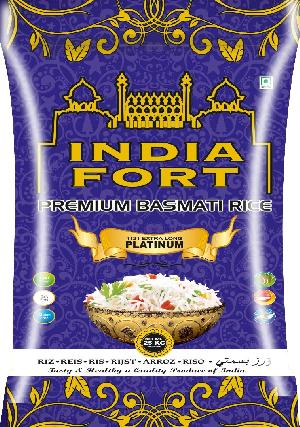 1121 Platinum Steam Premium Basmati Rice
