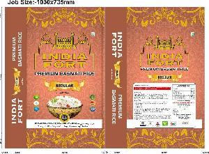 1121 Regular Steam Premium Basmati Rice