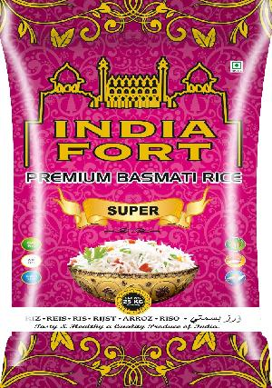 1401 Super Steam Premium Basmati Rice