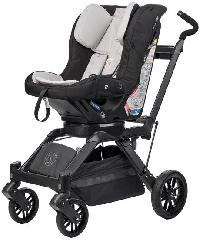 Orbit Baby G3 Travel Collection Black Frame Baby Stroller