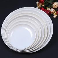 Buffet Meal Plates