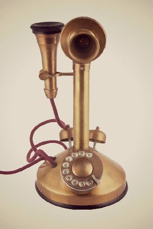 Antique Candle Phone