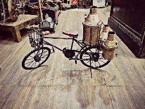 Antique Iron Bicycle