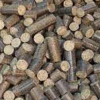Agricultural Waste Briquettes