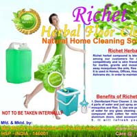 Concentrated Herbal Floor Cleaner