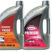 Servo Diesel Engine Oil