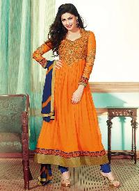 Chiffon Anarkali Suits
