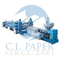 Sheet Extrusion Machine