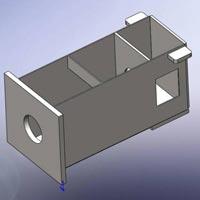 Pedestals For Pressure Die Casting Machine Fabrication